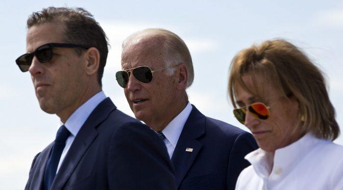 Did Media Spiking the Ukraine-Burisma Story Win Joe Biden the Election?