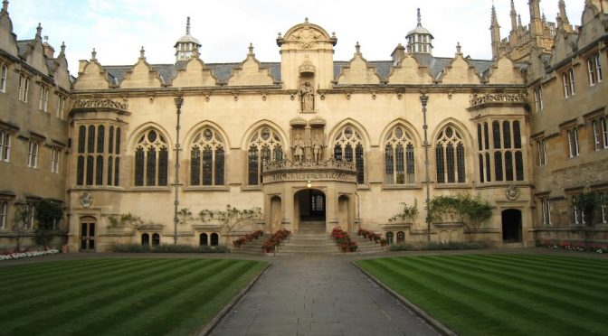 Oxford University's Ties to Nuclear Weapons Industry Revealed