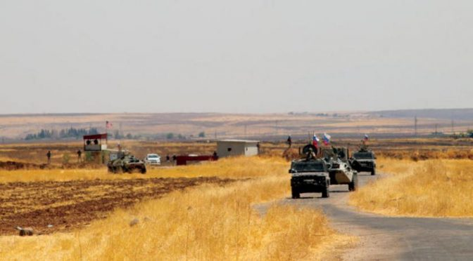 Russia & U.S. are Building Up Their Forces in Syria Ahead of Biden Inauguration