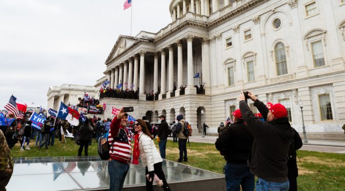 Today's demonstrators have no real goals beyond snapping that protest selfie