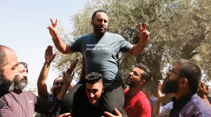 #STANDWITHISSA: Issa Amro Stood Against Israel's Settler State & is About to Pay a Heavy Price