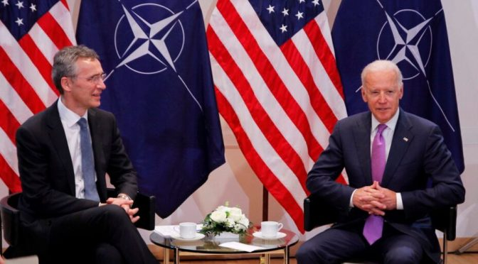 Biden's NATO Reset Points to Failing U.S. Power in Multipolar World