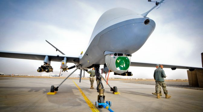 'All the Warfare of the Future': Drones, New Technology and the Integrated Review