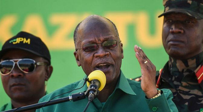 John Magufuli: Death of a Freedom Fighter, Confronted Big Pharma & Covid Cabal