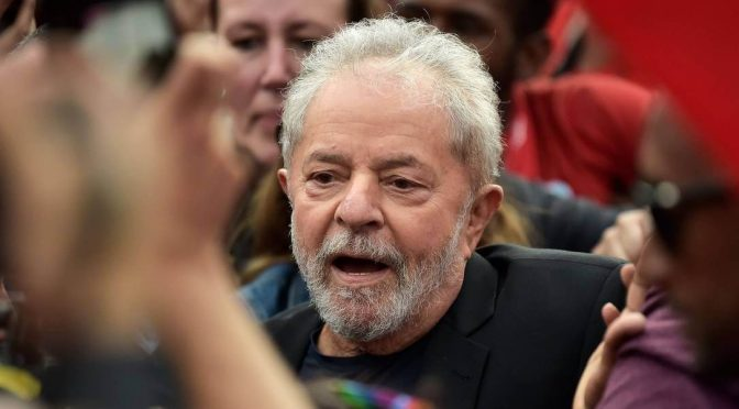 Brazil's Lula in a Wilderness of Mirrors