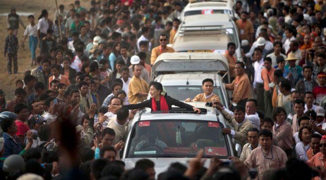 Myanmar: Hidden Opposition Violence