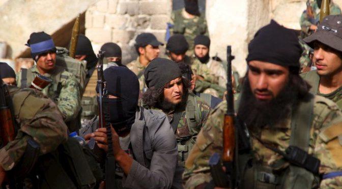 "Al-Qaeda in Syria: Western Media's ""Reliable"" Source"
