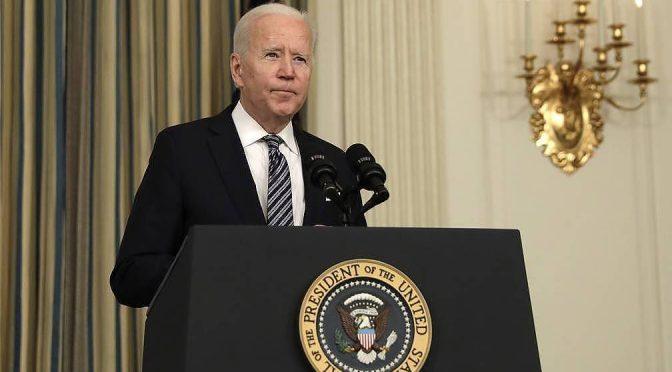 Biden Has Just Crossed the Red Line