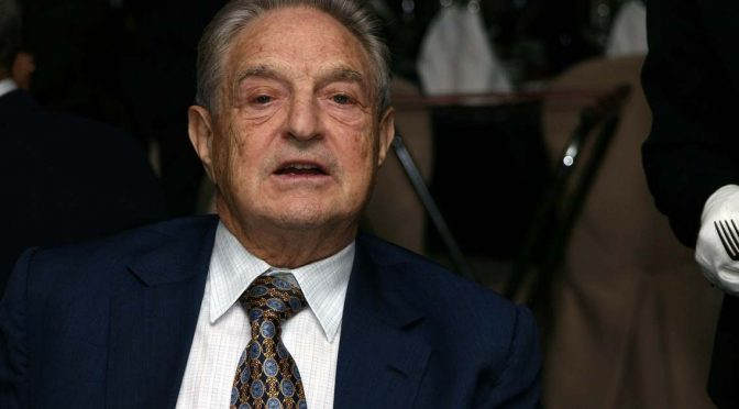 Soros' Open Society Staff Arrested & Bank Accounts Seized in Myanmar