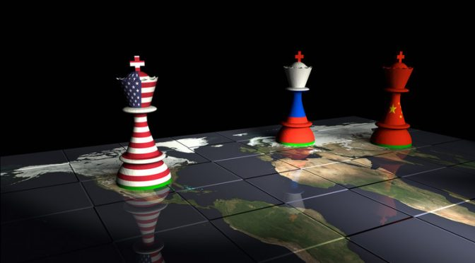 Welcome To 'Shocked & Awed' 21st Century Geopolitics