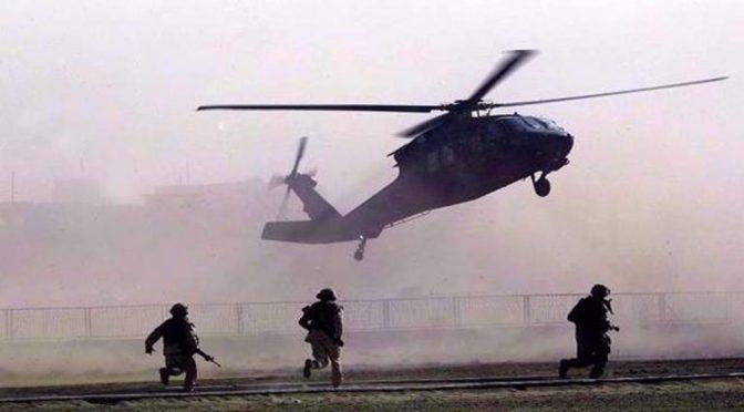 U.S. Forces Transfer New Batch of Daesh Terrorists to Syria's Dayr al-Zawr