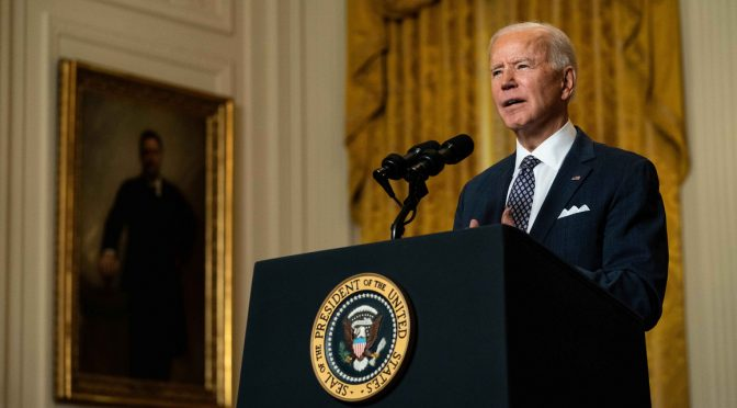 Great Reset: Biden Hikes Cost Of Carbon Emissions By Over 600%