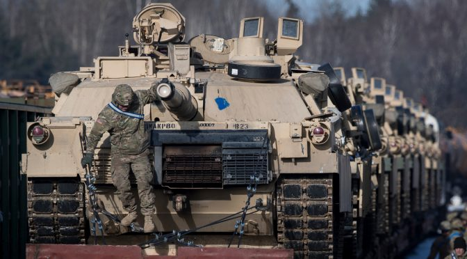 """Defender Europe 21"": The U.S. Militarization of the Balkans vs Russia"