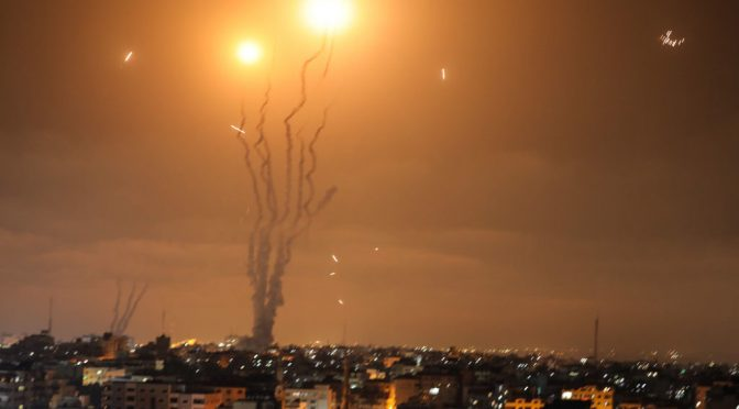 Israel rains down bombs on Gaza, resistance responds with 1000-plus rockets