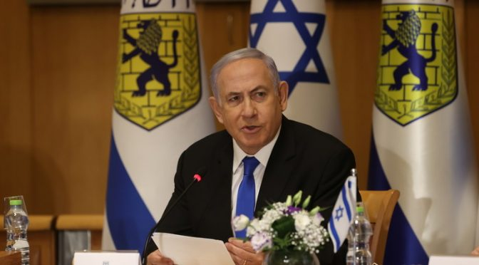 Netanyahu with Far-Right Settler Extremists has Sparked Violence in Jerusalem
