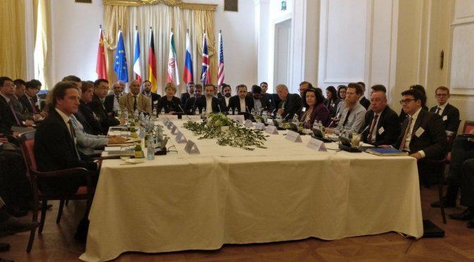 Vienna Shadow Play Hangs over Iran Nuke Deal