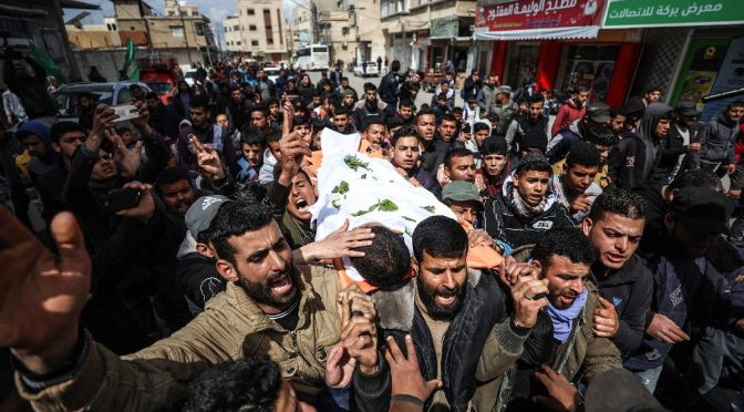 Israel Kills 58 Palestinian Children in 7 Days