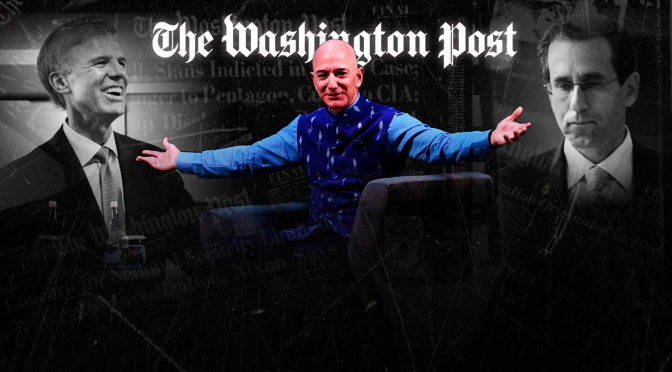 With Bezos at the Helm, Democracy Dies at the Washington Post Editorial Board