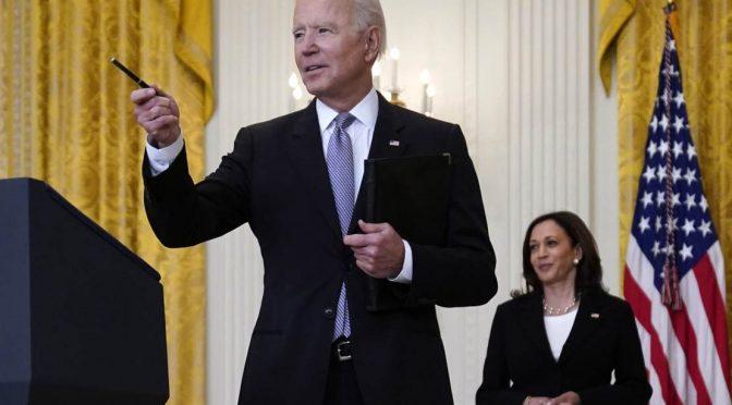 Biden's $2.3 Trillion Infrastructure Capitulation: Stripped Down to $579 Billion
