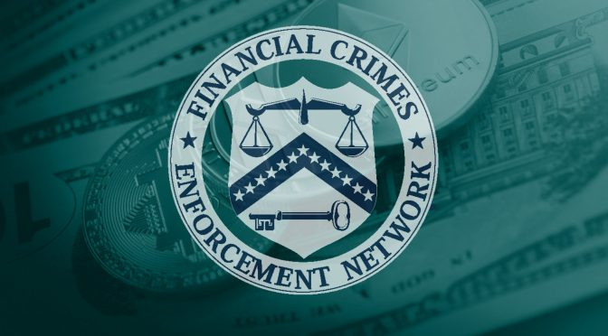 US FinCen About to Control Global Financial Data
