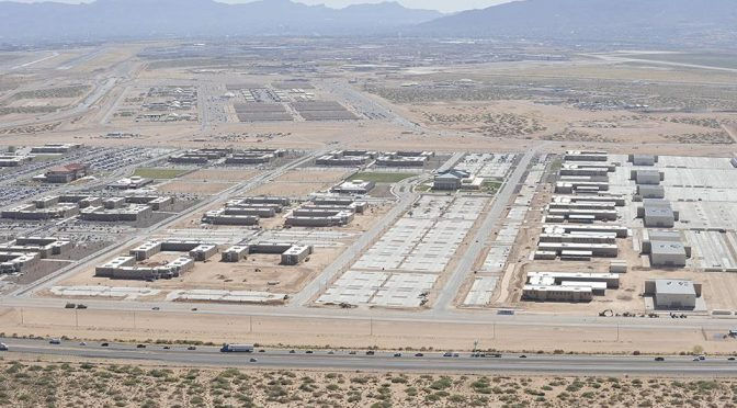 First 500 Unaccompanied Minors Sent to Toxic Military Base Fort Bliss