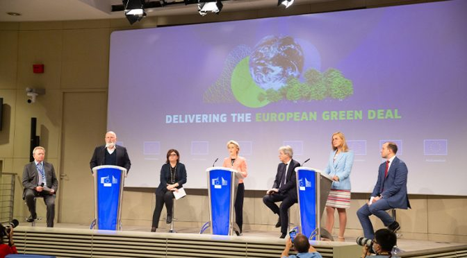 The EU Green Deal and the Industrial Collapse of Europe
