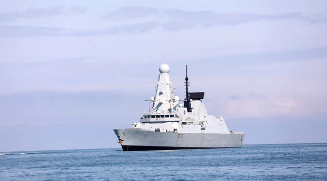 Even if We Had Sunk HMS Defender, it Wouldn't Start WW3 | Putin
