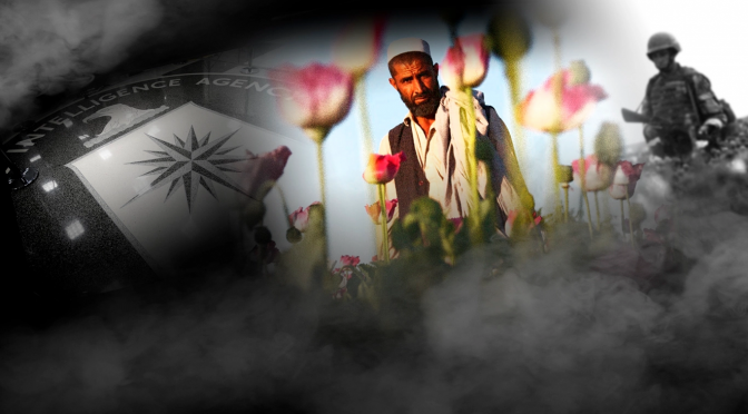 How the CIA Turned Afghanistan into a Failed Narco-State