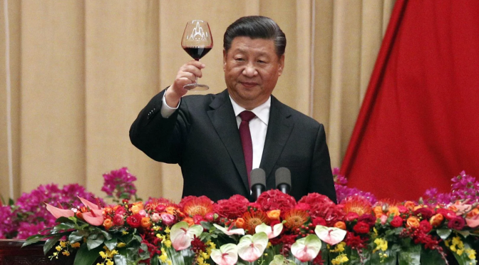 The Days of The West Bullying China Are Gone for Good | Xi Jinping