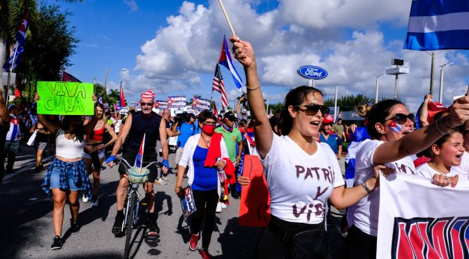 Who Will Hold the U.S. Accountable Over Cuba?