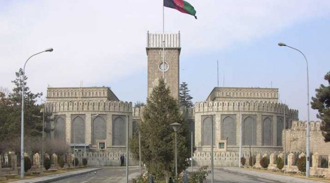 All Roads Lead to the Battle for Kabul
