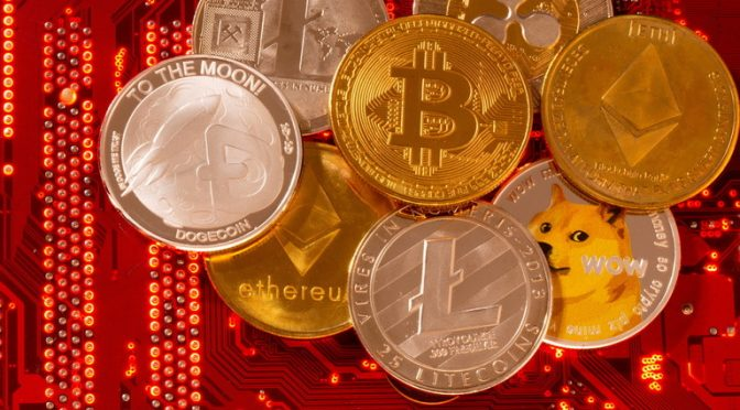 U.S. Regulators Want The 'Crypto' Out of` Cryptocurrency to Control Your Every Move
