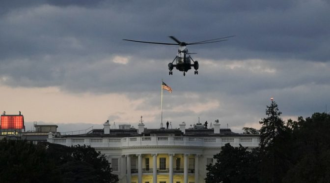 Will The Next Us Military Airlift Be Out of Washington DC as The Empire Implodes
