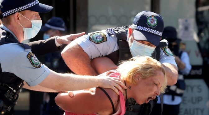 Australia's Not A Free Country: No Bill of Rights, State Surveillance and Autocracy are Rife