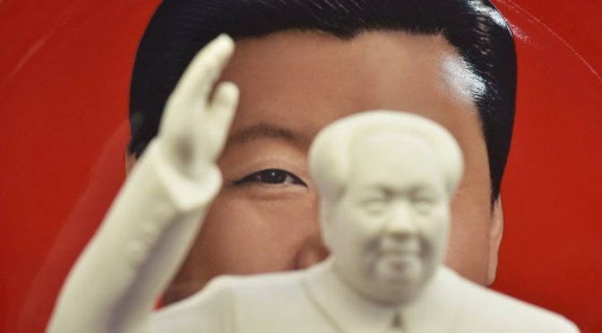 Xi Jinping's Sweeping Reforms Amount to A Revolution, But He's No Mao