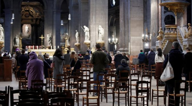 France's Catholic Church Clergy & Lay Members Abused 330,000 Children