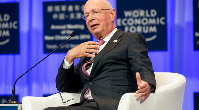 """WEF to Launch """"Great Narrative"""" Initiative Following the Great Reset"""