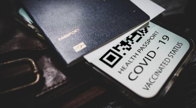 Final Solution: The QR Codification of the World